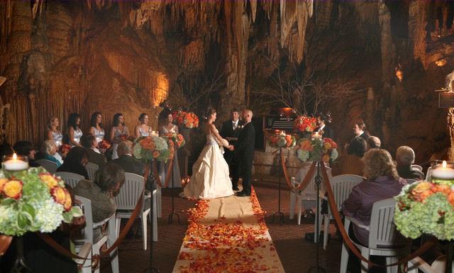 cavern-wedding