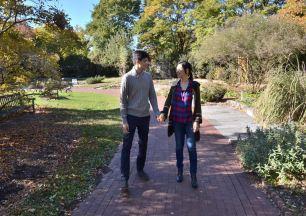 Couple Goal--Romantic Fall